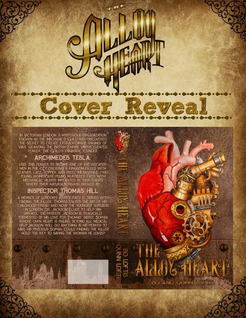 TAH Cover reveal